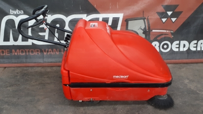 Veegmachine Buster 1000 KSE