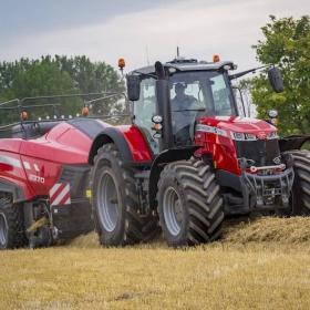 MF 8700S I 270-400 pk